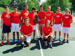 This is the tennis team
