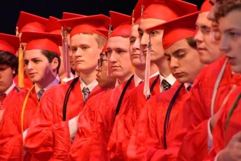 Chaminade Graduation 2015