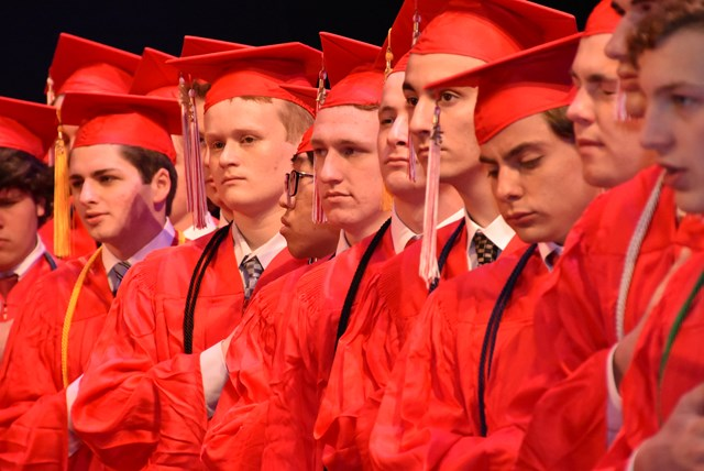 Chaminade+Graduation+2015