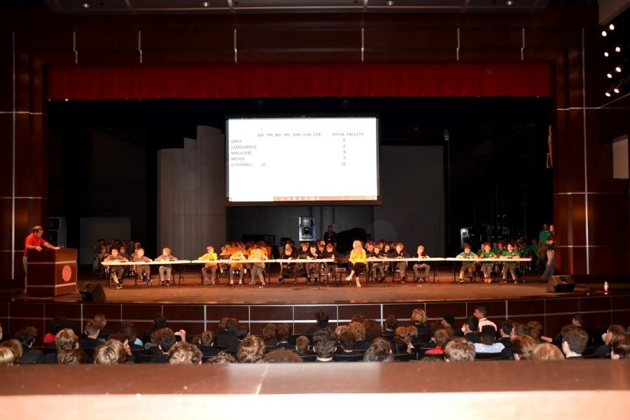 Gray House Goes Wire to Wire for Quiz Bowl Win