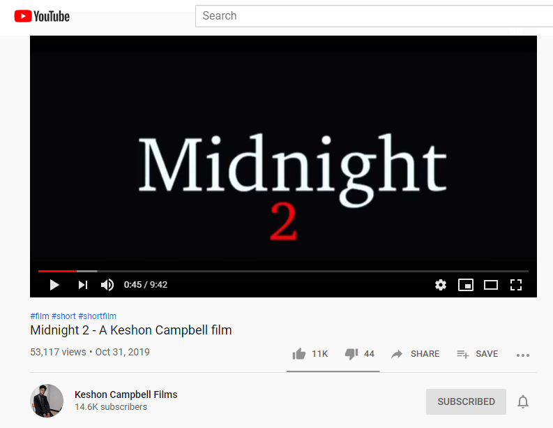 Keshon+Campbell%27s+TikTok+and+the+Success+of+%22Midnight+2%22
