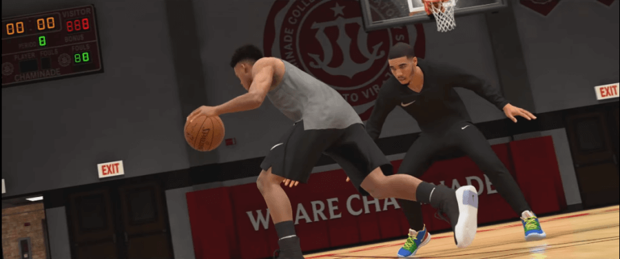 Chaminade%27s+Gym+Featured+in+NBA+2k20