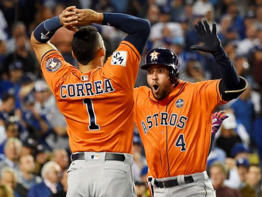 The Houston Astros are Your 2017 World Series Champs!