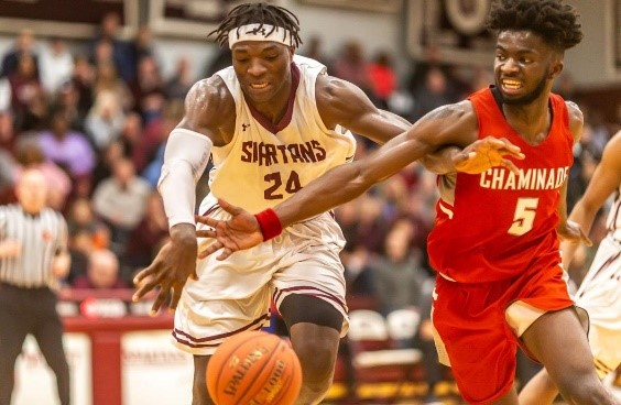 DeSmet Edges Chaminade in Back-and-Forth Rivalry Game
