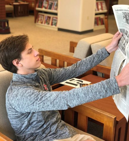 Letter from the Editor: Alex Miller