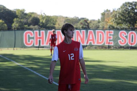 CCP Soccer Ends Losing Streak to Priory with 1-0 Win