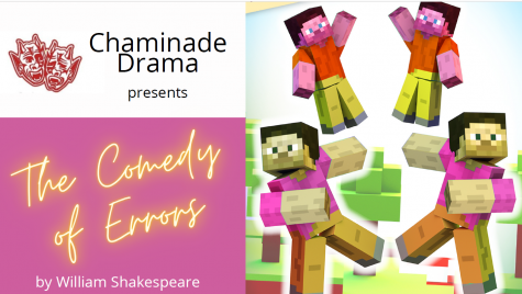 Chaminade Drama Presents: The Comedy of Errors