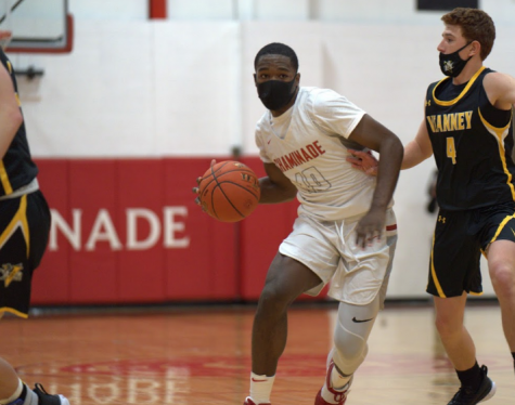 CCP Basketball Opens 2020-2021 Season with Back-and-Forth Win over Vianney