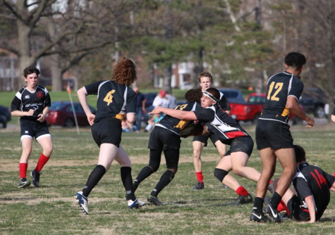 Rugby Open Season with a Blowout Win