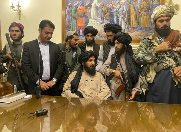 Taliban Takeover: Conflict and Casualties