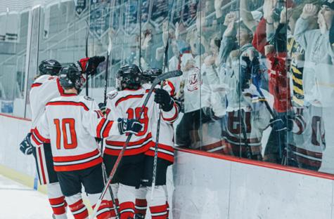 Hockey Season Heats Up